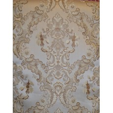 Jacquard Damask, Color Dawn, Fabric sold By the Yard, 58